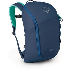 Osprey Jet 12 Backpack Kids wave blue